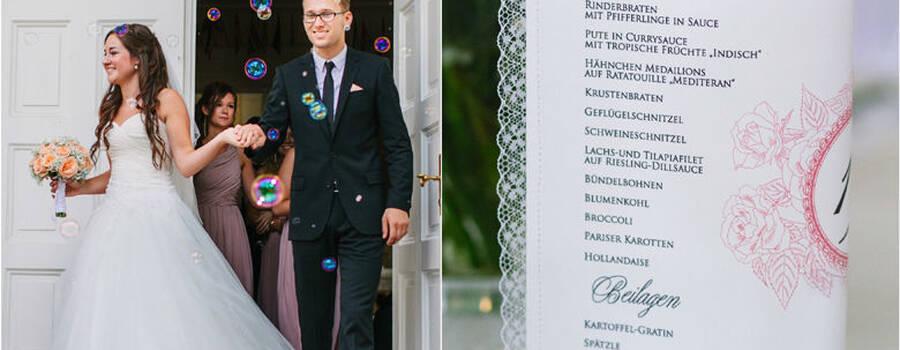 Beispiel: Brautpaar, Foto: KS Photo & Design.