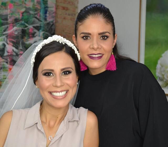 Daniela Rodriguez Maquillaste