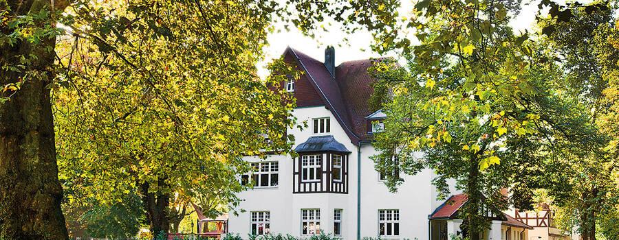Beispiel: Außenansicht, Foto: Villa Rheinperle.