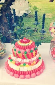 Festi - Bar à bonbons