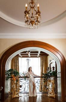 Bride. Сборы невесты дома