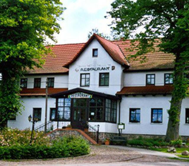 Beispiel: Außenansicht, Foto: Land-gut-Hotel Hermann.