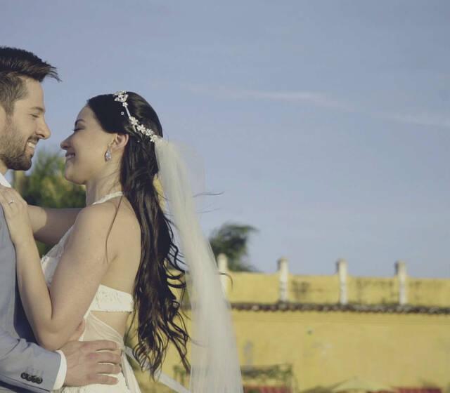 Alex Boresoff Wedding Films (Andrea & Camilo - Cartagena)