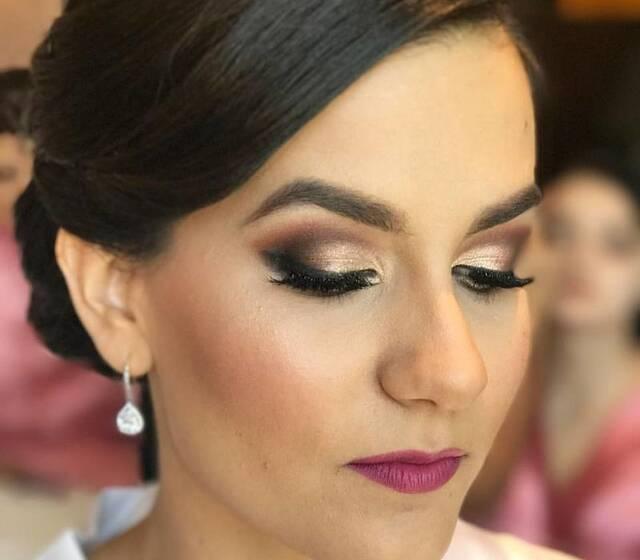 Marcela Siller Make Up Artist