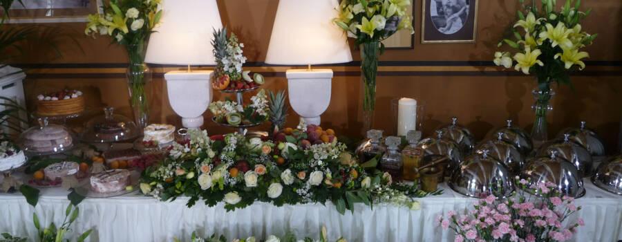 Restauracja Przepis na KOMPOT wystrój weselny