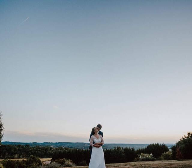 mariage domaine d'Essandieras