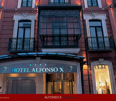 Hotel Silken Alfonso X Ciudad Real