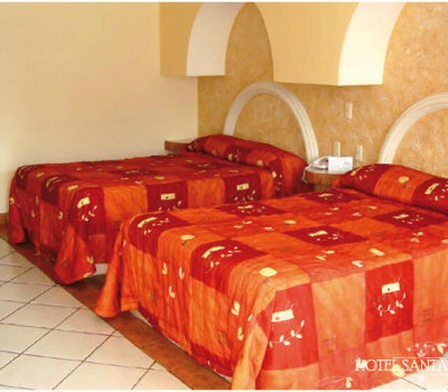 Hotel Santa Cruz en Durango