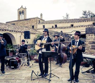 JAMAHAL Acoustic Sound - Band acustica www.dejavumusica.it