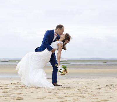 Mariage sur le bassin d'arcachon, Gironde (33)