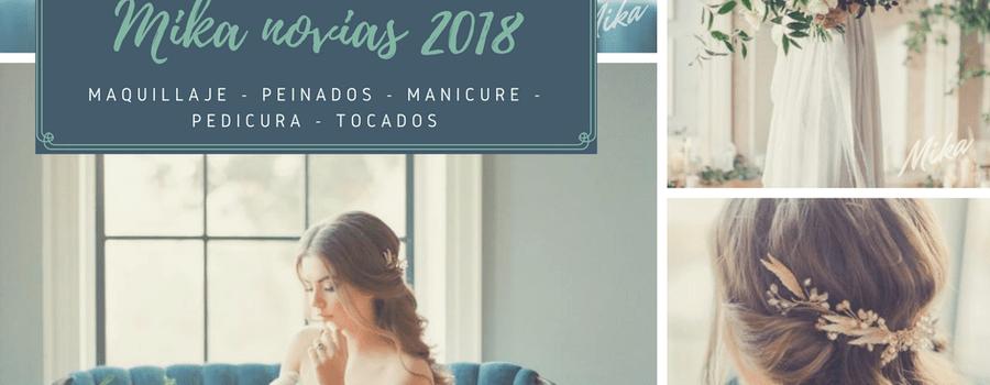 mika novias 2018