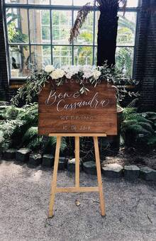 Foto/planning: Over The Moon Weddings