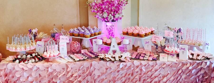 """""""Candy Table"""" - mesa de doces"""