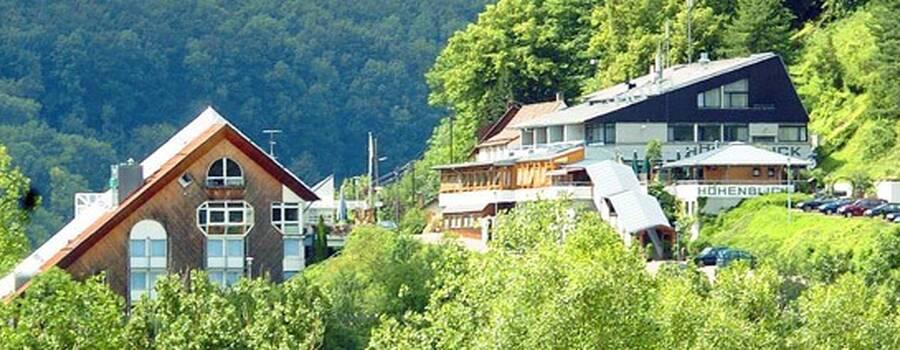 Beispiel: Ansicht, Video: AKZENT Hotel Höhenblick.