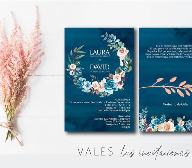 VALES invitaciones y experiencias