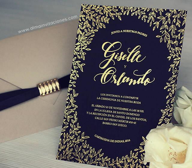 Alma invitaciones pide presupuesto para boda alma invitaciones altavistaventures Image collections
