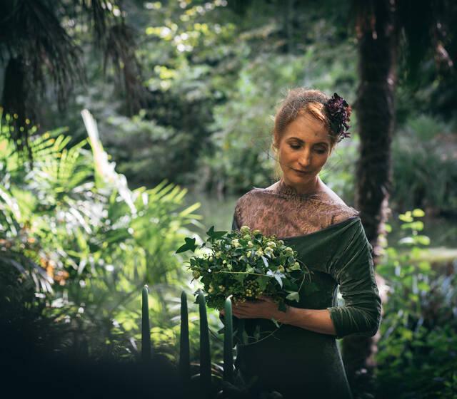 MARIA MAYER EVENTS - BOTANIC WEDDING