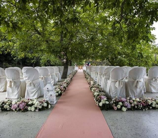 Villa Jamele - rito civile - location foggia - matrimonio foggia - sala ricevimenti foggia