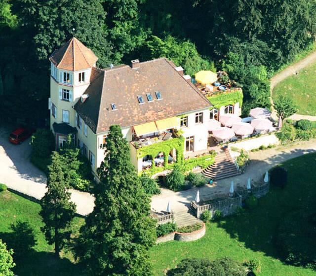 Beispiel: Villa, Foto: Goldschmidts Park.