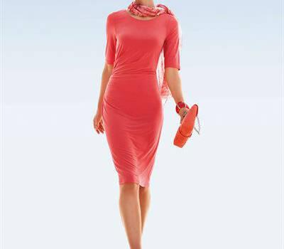 Beispiel: Mode für Hochzeitsgäste, Foto: Madeleine.
