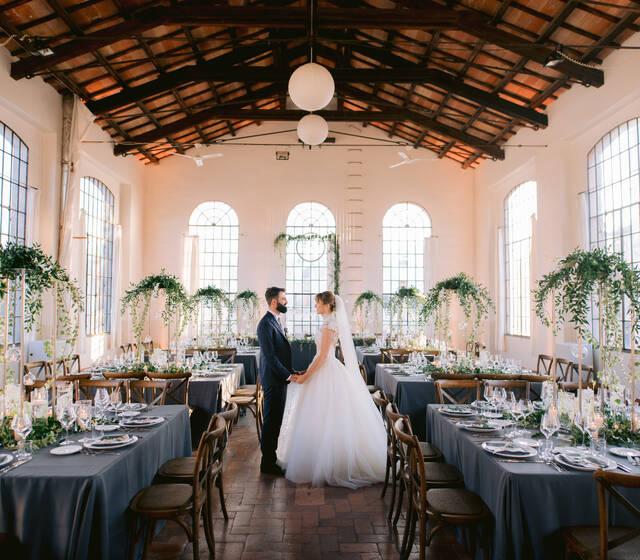 Allestimenti matrimonio Stephanie Blanche
