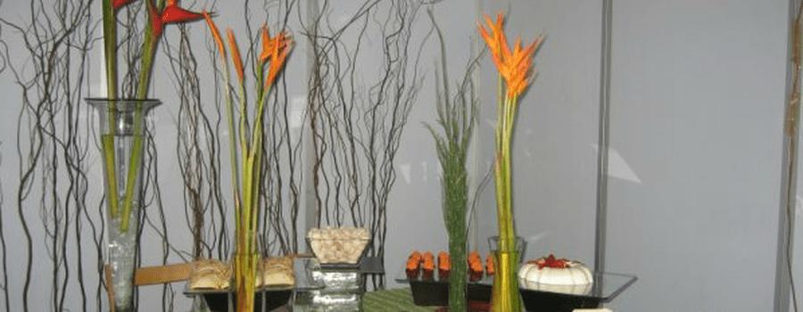 Montajes de mesas de postres para bodas - Foto Focaccia Banquetes