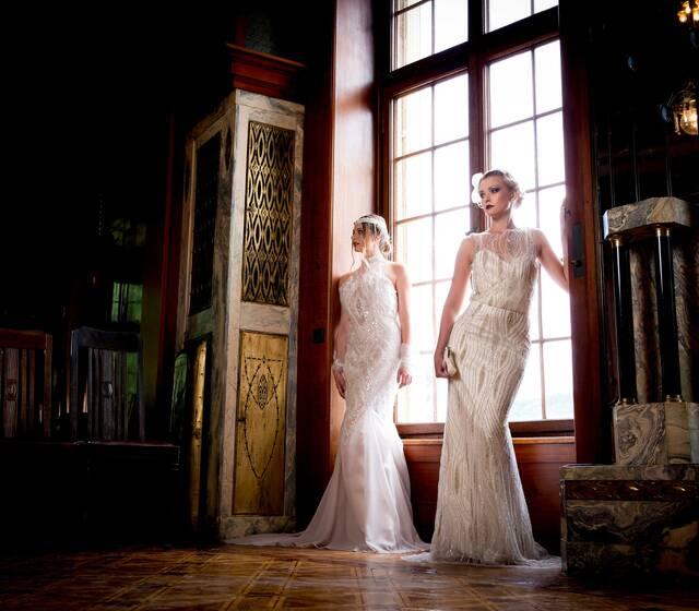 Heiraten im Jugendstil - so könnte es aussehen
