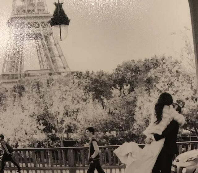 Le luxe à Paris