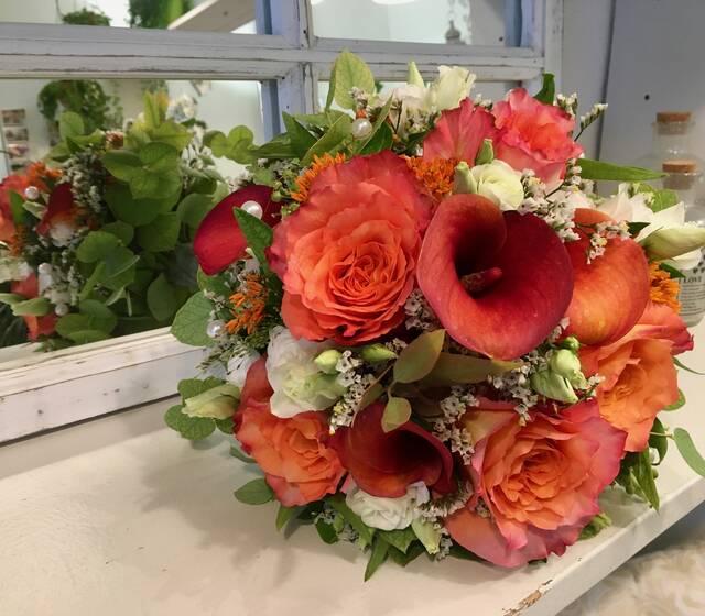 Ambiance Blumen Gmbh Basel Hochzeit