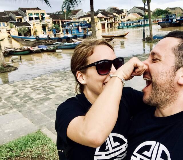 Rafa & Susana - Vietnam -
