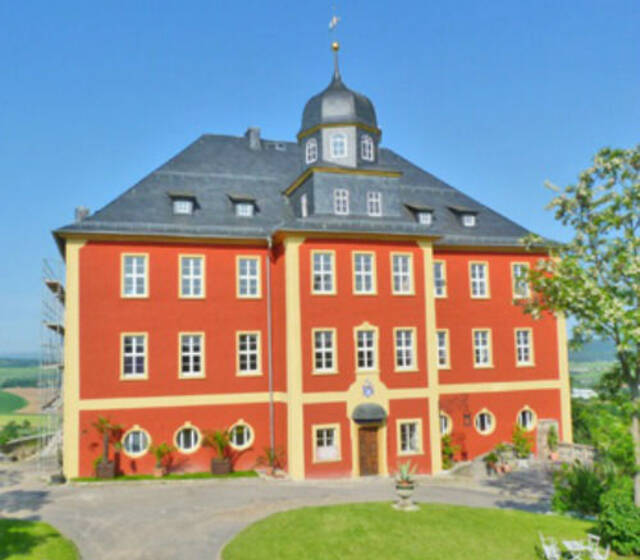 "Foto: ""Barockschloss Brandenstein"""