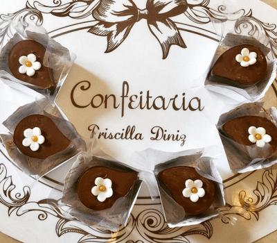Priscila Diniz   A Confeitaria & Festas