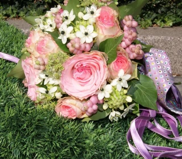 Bouquet de roses - Emilien Coralie