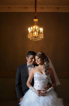 Wedding day - Palacio San Leonardo