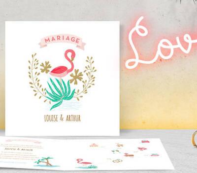 LIPS.FR | Faire-Part de Mariage