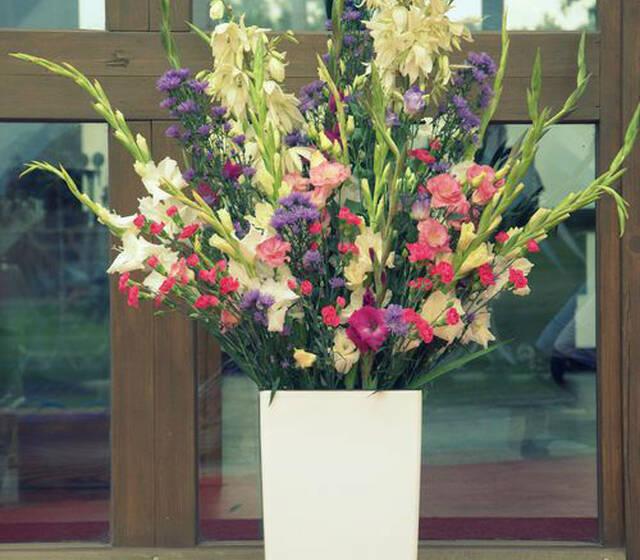 Kompozycja florystyczna