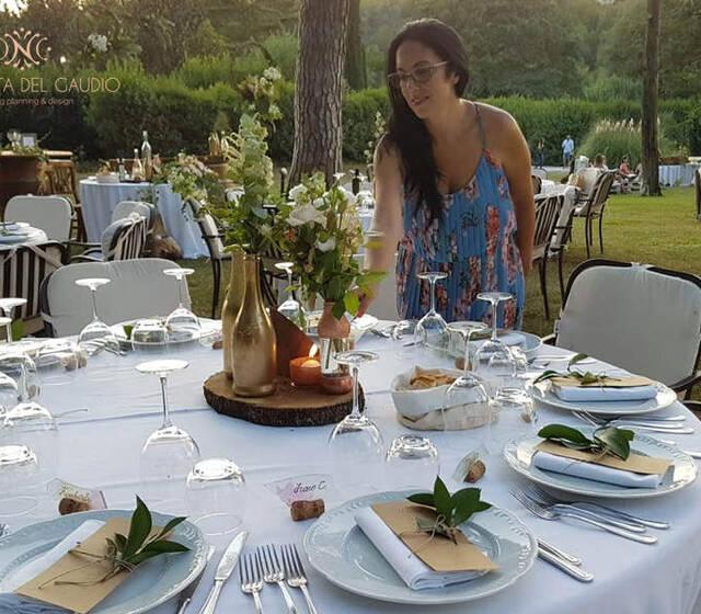 About me - Details - Nicoletta del Gaudio wedding planning & design