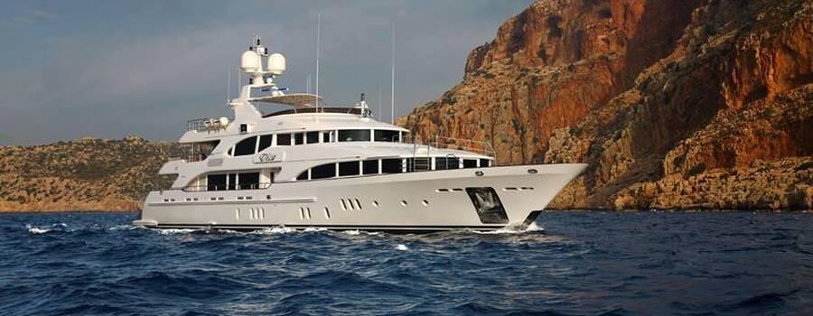 Nuevo Vallarta Yacht Rentals