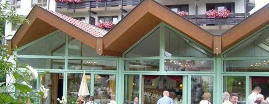 Beispiel: Terrasse, Foto: AKZENT Hotel Lamm.