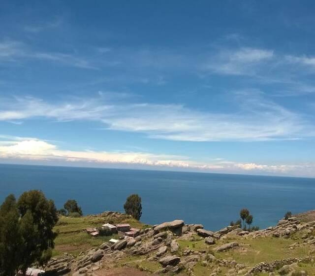Lago Titicaca -Cusco