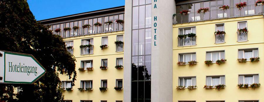 Alpha Hotel Hermann von Salza