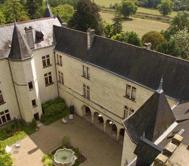 Hôtel Du Château De Chissay