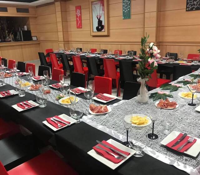 Restaurante Con Cava