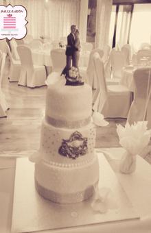 la dulce ilusion tarta boda