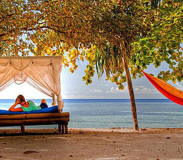 Beispiel: Hochzeit am Strand, Foto: Evaneos.