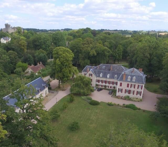 Chateau la Boulaize