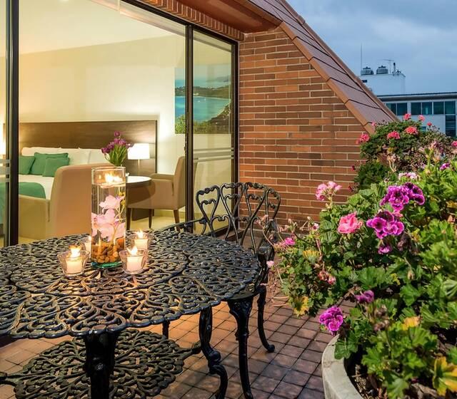 Hotel Parque 97 Suites