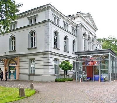 Beispiel: Vorderansicht, Foto: Stadtpalais Celle.