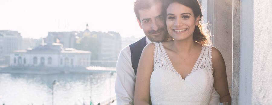 Amédézal® Mariage au Four seasons Bergues Genève