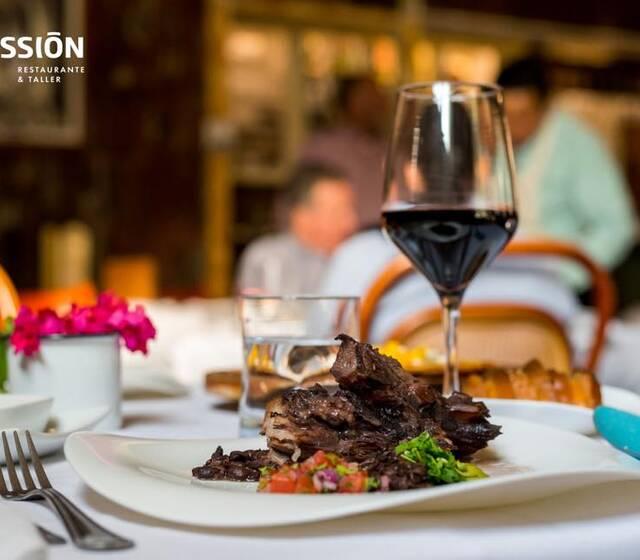 Fussion Restaurante & Taller
